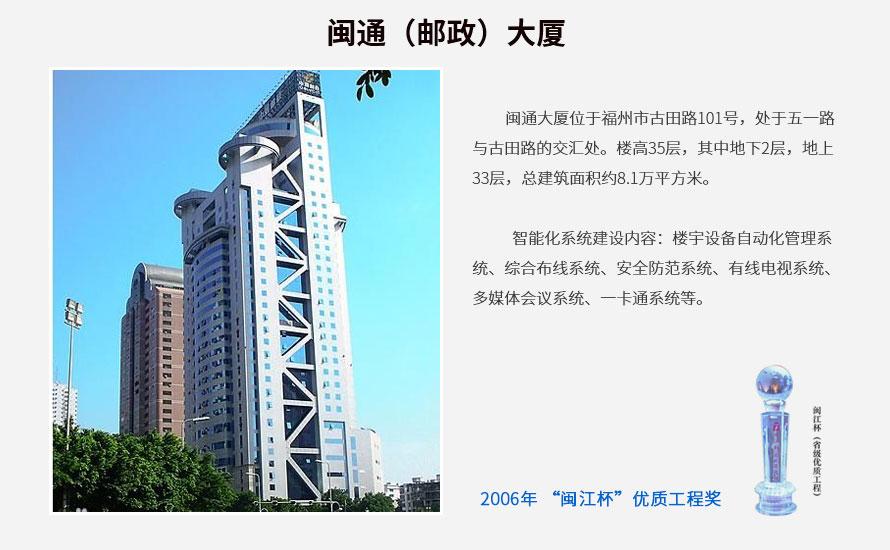 闽通(邮政)大厦