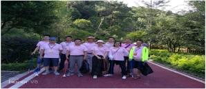 三明分公司党员自愿者开展自愿服务活动