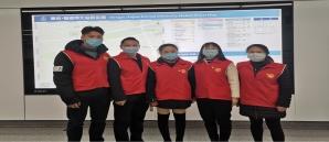 中鸿达党支部组织开展志愿服务活动