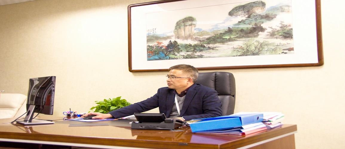 福建省优秀企业家黄正才:二十五年的坚守与初心
